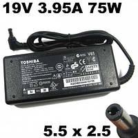 Блок питания для ноутбука Toshiba (19V 3.95A 75W 5.5x2.5)