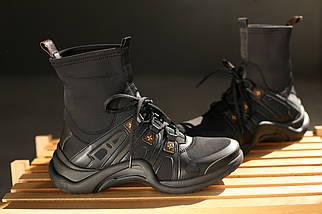 New! Женские кроссовки копия Louis Vuitton ! люкс 1:1 в Украине, фото 3