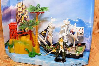 Набор пиратов «Pirates Set»