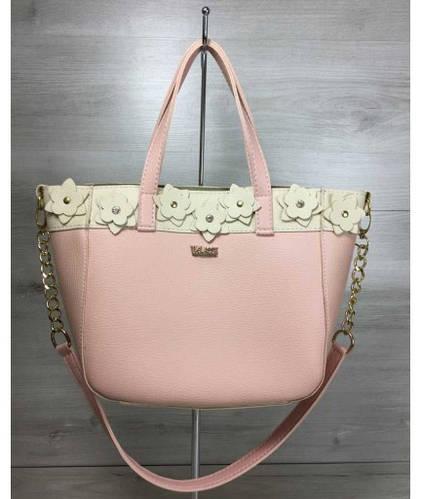 b6fa5f023376 Женская сумка WeLassie Дарина серебряного цвета (никель): продажа, цена в  Одессе. женские сумочки и клатчи от