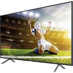 Телевизор Samsung UE65NU7100 (PQI 1300Гц, 4K Smart, UHD Engine, HLG, HDR10+, Dolby Digital+ 20Вт, DVB-C/T2/S2)