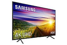 Телевизор Samsung UE40NU7100 (PQI 1300Гц, 4K Smart, UHD Engine, HLG, HDR10+, Dolby Digital+ 20Вт, DVB-C/T2/S2), фото 2
