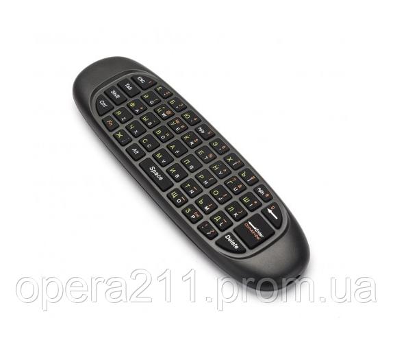 Беспроводная клавиатура c120 панель меняет цвета