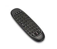 Беспроводная клавиатура c120 панель меняет цвета, фото 1
