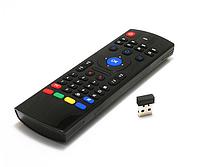 Беспроводная клавиатура MX3 панель меняет цвета