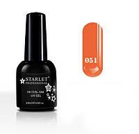 Гель-лак Starlet Professional №051 (10 мл)