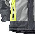 Серая лыжная куртка для мальчика Topolino Германия Размер 122, фото 2