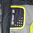 Серая лыжная куртка для мальчика Topolino Германия Размер 122, фото 5