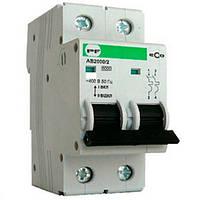 Автоматический выключатель АВ2000/2 С4А