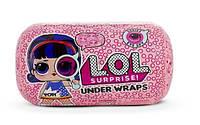 Игровой набор L.O.L. Surprise S4 Секретные месседжи Surprise Under Wraps Eye Spy, фото 1
