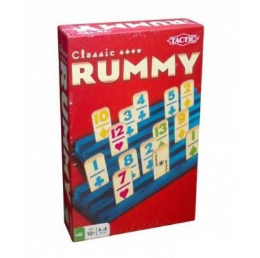 Настольная игра Румми дорожная версия (Руммикуб, Rummy compact), фото 2