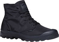 Женские ботинки Palladium Pampa Puddle Lite Waterproof Boot Black Black  Textile 1d28d64b30ef2