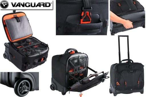 Сумка візок для фототехніки Vanguard Xcenior 41T - фото 3