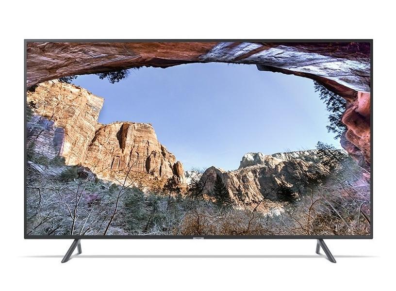Телевизор Samsung UE40NU7120 (PQI1300Гц, 4K, Smart, UHD Engine, HLG, HDR10+, Dolby Digital+ 20Вт, DVB-C/T2/S2)