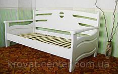 """Білий дерев'яний диван від виробника """"Луї Дюпон - 2"""""""