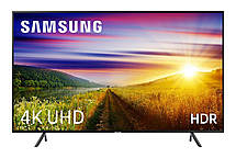 Телевизор Samsung UE55NU7120 (PQI1300Гц, 4K, Smart, UHD Engine, HLG, HDR10+, Dolby Digital+ 20Вт, DVB-C/T2/S2), фото 2