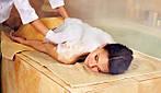 Турецкий массаж.