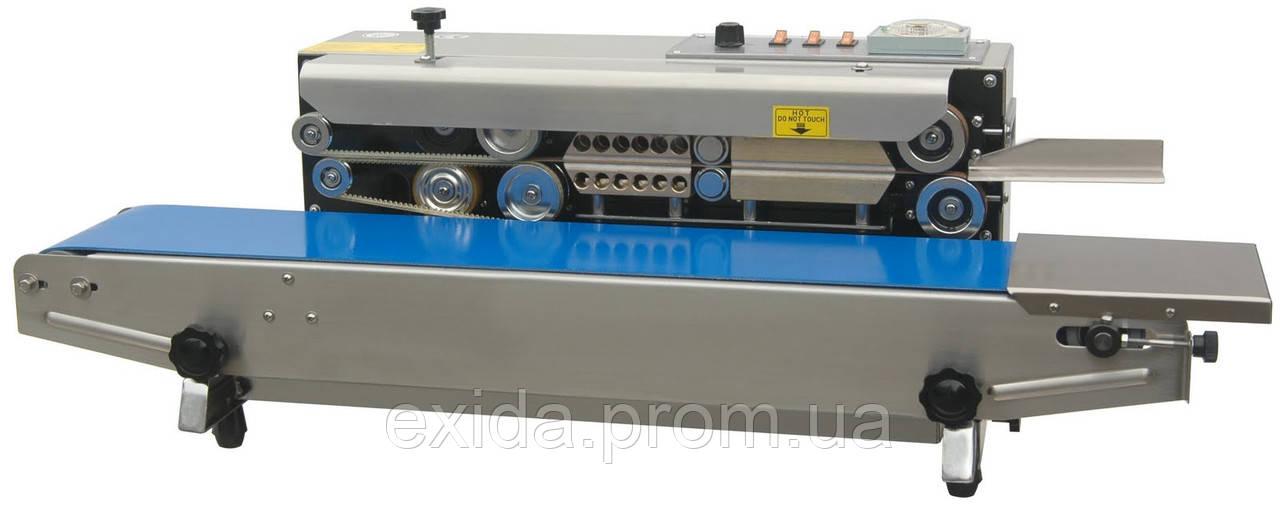 Конвеерный запайщик горизонтального типа FRB-770I - Торгово-промышленная компания Exida.com.ua (093) 636-74-74  в Киеве