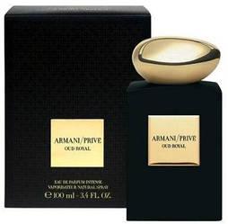Мужской аромат Armani Prive Oud Royal