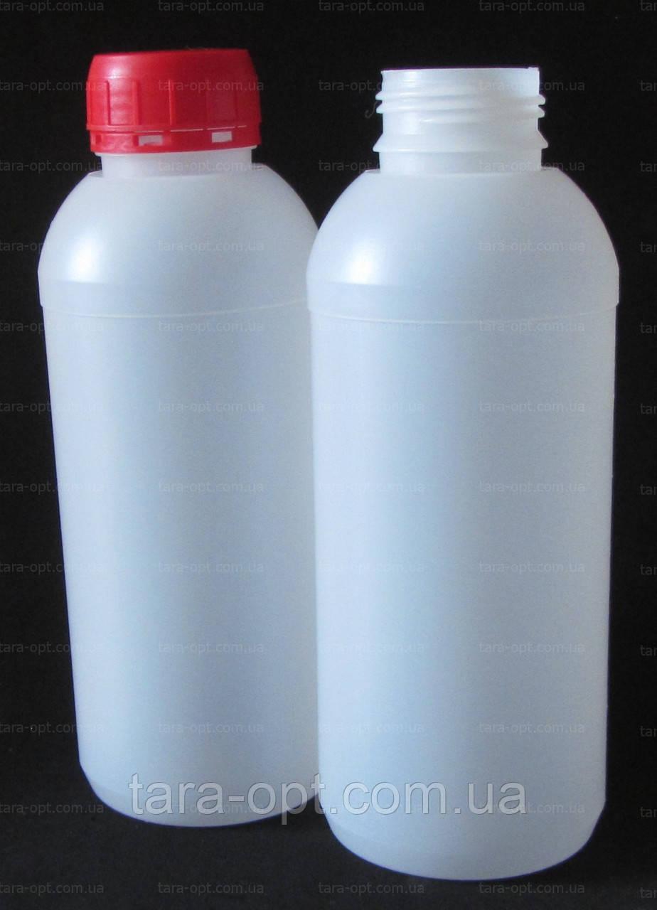 Пляшка кругла 0,5 л (Ціна від 7 грн)