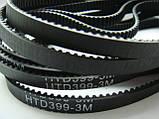 Ремень зубчатый HTD399 3m  8mm, фото 4