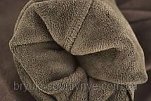 Джинсы женские зимние на меху - большие размеры, фото 3