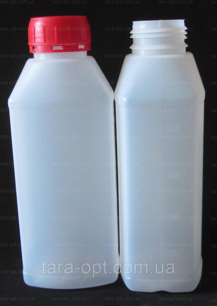 Бутылка фигурная 500 мл (Цена от 7 грн)