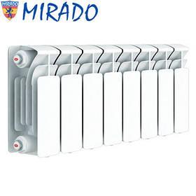 Радиатор биметаллический для отопления 80х350 Bitherm