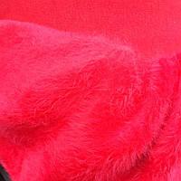 Трикотаж на меху ткань для пошива зимней одежды ширина 150 см
