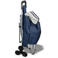 Сумка тележка со стулом - дорожняя сумка