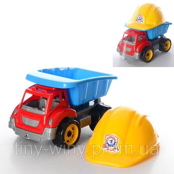 """Іграшка """"Малюк-Будівельник 1  23×27.5×19 см ТехноК"""", арт. 3961"""
