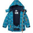 Синяя лыжная куртка для мальчика Topolino Германия Размер 128, фото 2