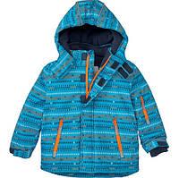 Синяя лыжная куртка для мальчика Topolino Германия Размер 128