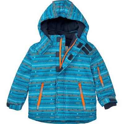 439e84e067cd Новинка Синяя лыжная куртка для мальчика Topolino Германия Размер 128