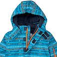 Синяя лыжная куртка для мальчика Topolino Германия Размер 128, фото 5