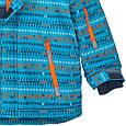 Синяя лыжная куртка для мальчика Topolino Германия Размер 128, фото 4