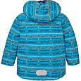 Синяя лыжная куртка для мальчика Topolino Германия Размер 128, фото 6