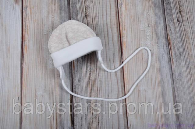 детские шапочки для новорожденных