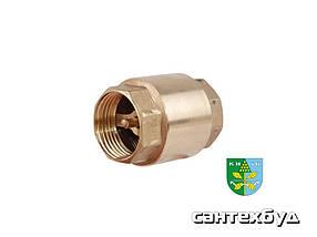 Обратный клапан 1 1\4 дюйма (СантехБуд)