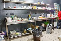 Стол производственный с полкой 1800/600/850 мм, фото 1