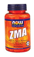 NOW вітаміни ZMA (90 caps)