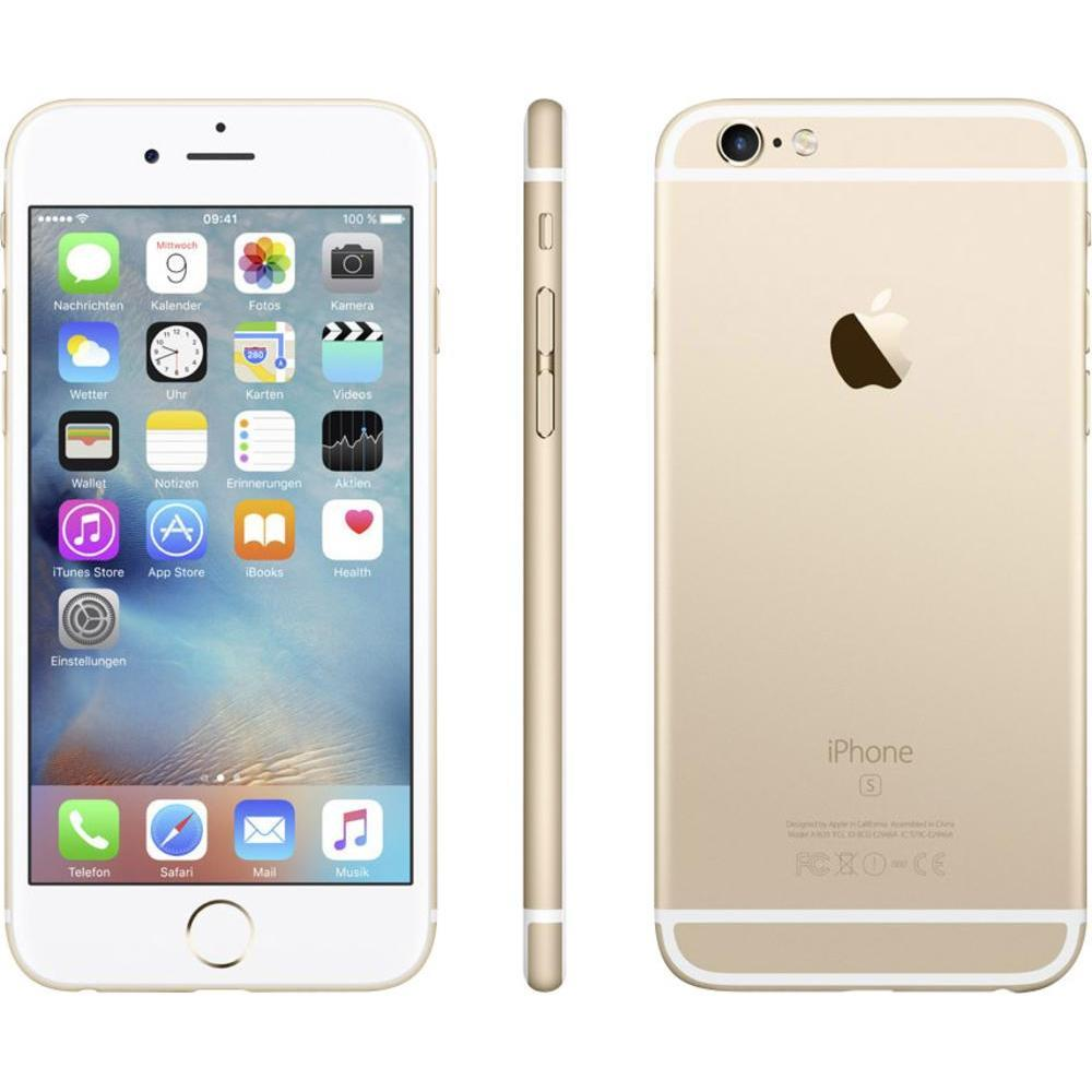 Телефон Apple iPhone 6S Plus Gold,Золотой