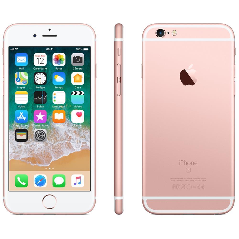 Телефон Apple iPhone 6S Plus Rose Gold,Розовое золото