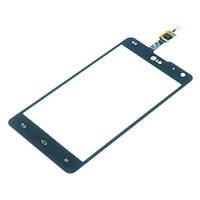 Сенсорный экран (тачскрин) LG E975 Optimus G | E970 | E971 | E973 | E976 чёрный orig
