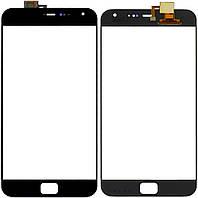 """Сенсорный экран (тачскрин) Meizu MX4 Pro   M462 5,5\"""" чёрный ориг. к-во"""