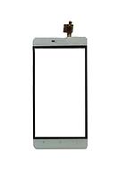 Сенсорный экран (тачскрин) Oukitel K4000 Lite white