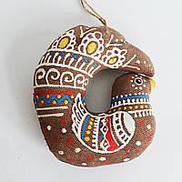 Голубь. Украинский сувенир.