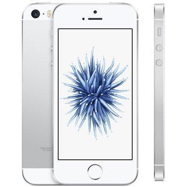 Телефон Apple iPhone SE Silver,Серебристый