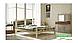 Металлическая кровать Джоконда ТМ «Металл-Дизайн», фото 3