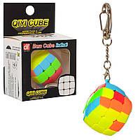 Кубик EQY541 (120шт) 3х3, 3см, в кор-ке, 7-10,5-5см